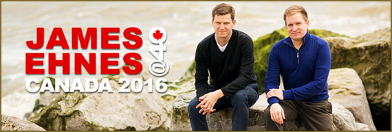 James Ehnes @ 40 Canada 2016 Tour